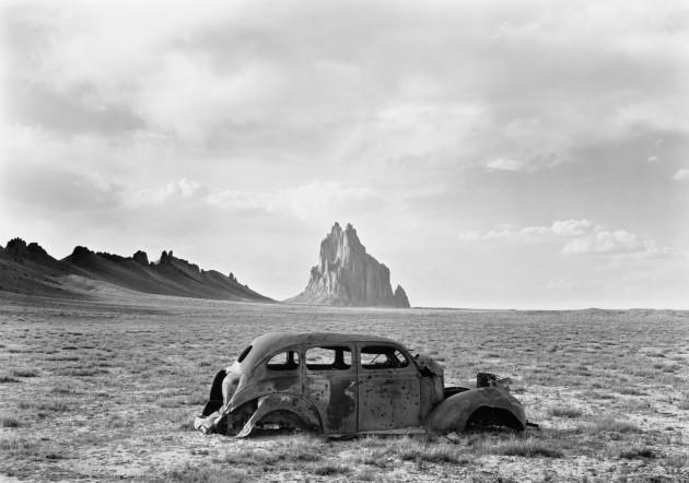 Car, Shiprock (Sold)