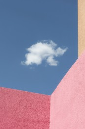 Pink With A Cloud