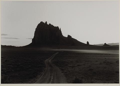 Road, Shiprock, New Mexico