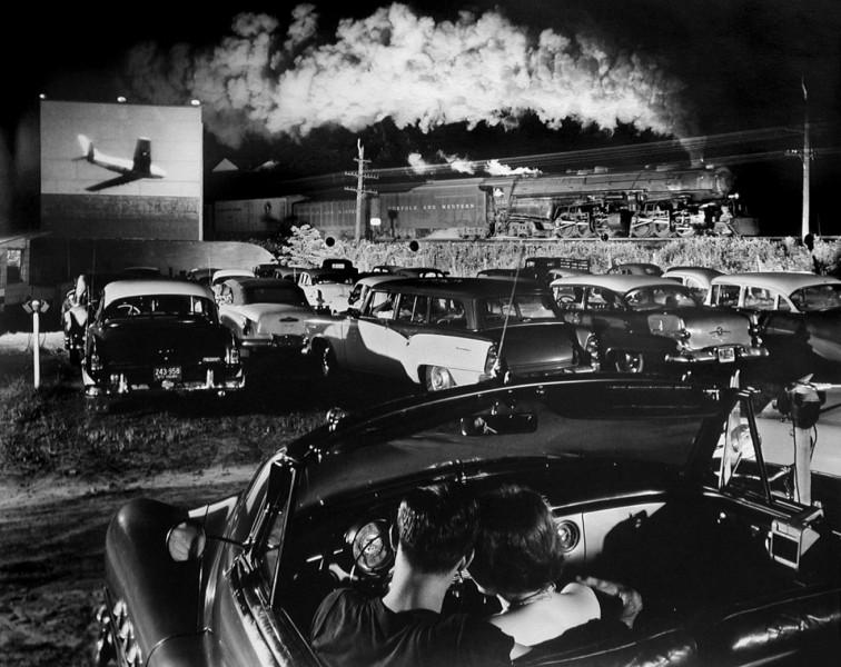 Hot Shot, Eastbound, Iaeger, W. Virginia: O. Winston LInk